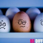 Choice of words help you be a good egg